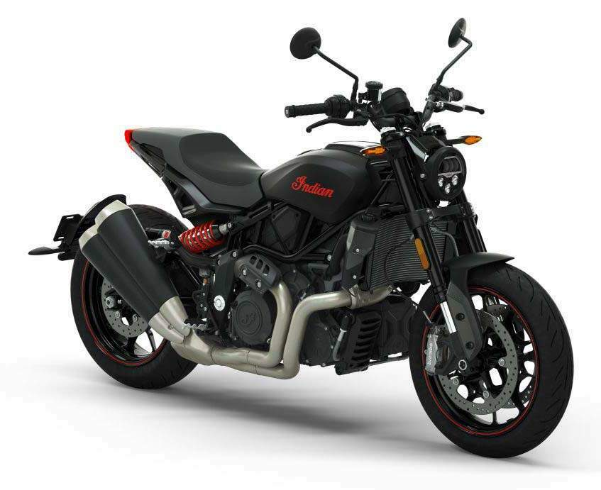 Indian FTR1200 technical specifications